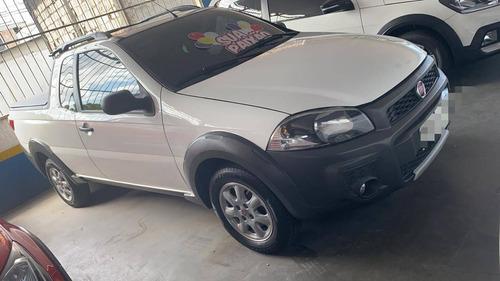 Imagem 1 de 10 de Fiat Strada 1.4 Mpi Working Ce 8v Flex 2p Manual
