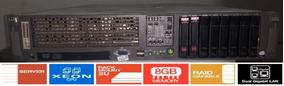 Servidor Hp Proliant Dl380 G5 Em Promoção