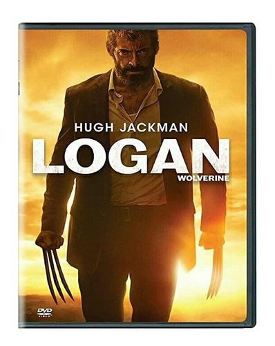 Imagen 1 de 2 de Logan Dvd Wolverine Película Nuevo