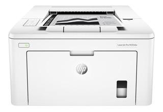 Impresora HP LaserJet Pro M203DW con wifi 110V blanca