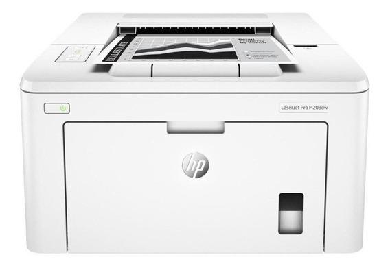 Impressora HP M203DW com Wi-Fi 110V