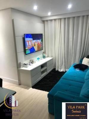 Apartamento Com 3 Dormitórios À Venda, 85 M² Por R$ 500.000,00 - Jaguaré - São Paulo/sp - Ap2009