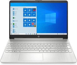 Notebook Hp - 15s-eq0025ns - 256gb Ssd - 8gb Ram - Ryzen 5