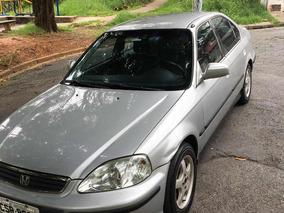 Honda Civic 1.6 Lx Aut. 4p 1999