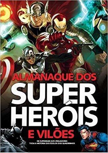 Almanaque Dos Super Herois E Viloe
