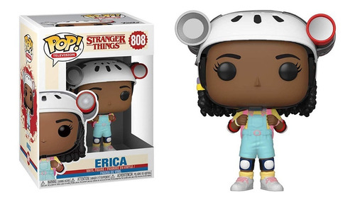 Funko Pop Erica #808 Stranger Things 3 Jugueterialeon