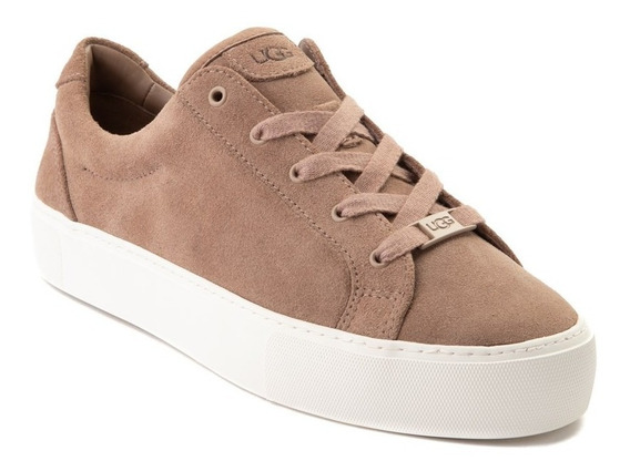 Zapatos Casuales Ugg Mod. 581807 Color. Beige Para Mujer / H