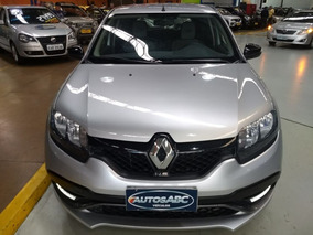 Renault Sandero 2.0 Rs 2016 Top De Linha Impecável E Raro !!