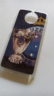 Capinha Time Cruzeiro - Motorola Moto G5s Plus