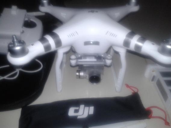 Drone Dji Phantom 3 Advanced Completo - Envio Imediato