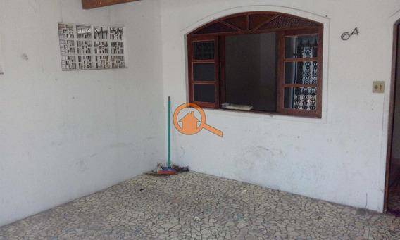 Casa Com 1 Dorm, Parque São Vicente, São Vicente - R$ 170 Mil, Cod: 172 - V172