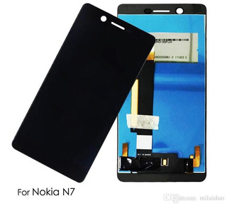 Modulo Pantalla Display Lcd Touch Nokia 7