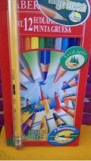 Colores Faber Castell C/12
