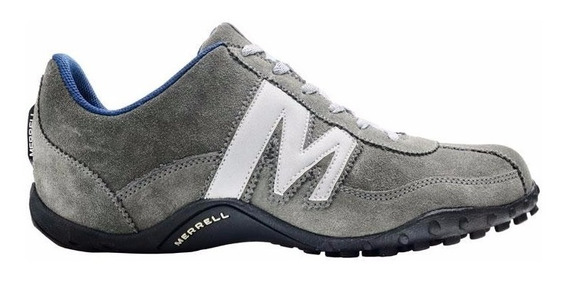 Zapatillas Merrell Sprint Blast Leather - 39 Al 48 - Gris