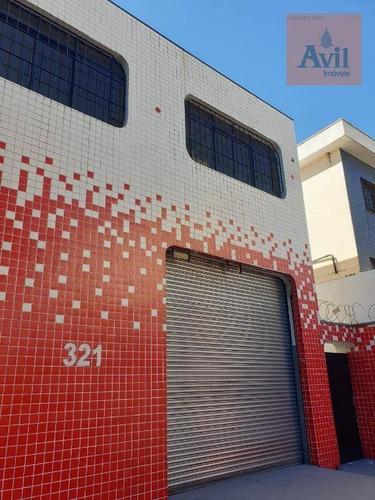 Prédio À Venda, 560 M² Por R$ 2.990.000,00 - Tatuapé - São Paulo/sp - Pr0082