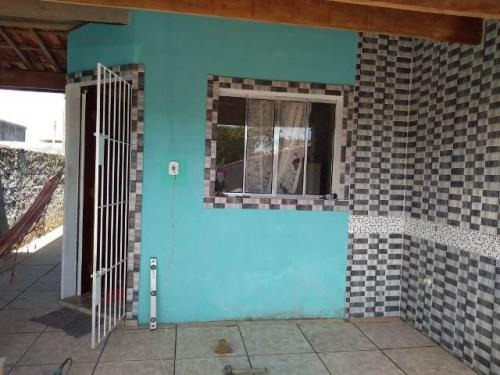 (ref: 5152) Casa - Itanhaém/sp - Jardim Guacyra