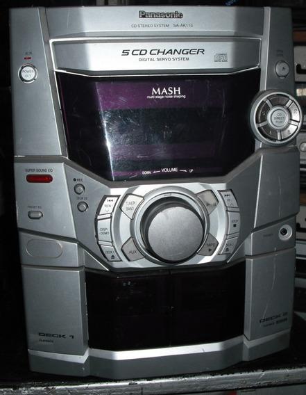 Micro System Panasonic Mod: Sa-ak110