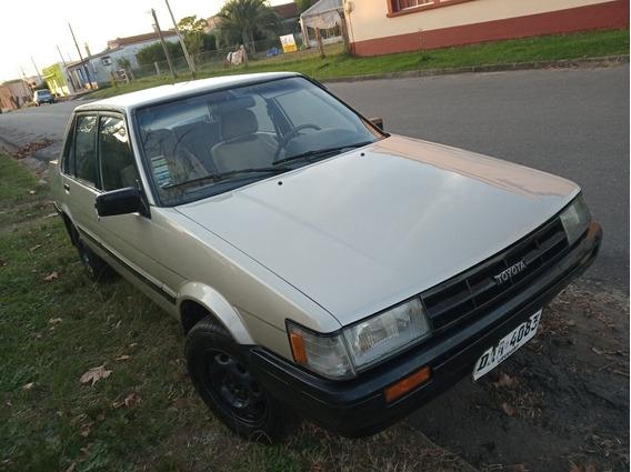 Vendo O Permuto Toyota Corolla Dlx 1.8.1986. !! Muy Cuidado!