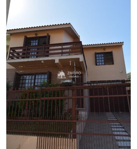 Casa 03 Dormitórios Para Venda Em Santa Maria - Vista Linda Da Cidade - 987657