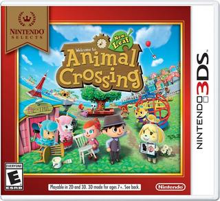 Animal Crossing New Leaf 3ds + Envio Gratis