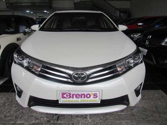 Toyota Corolla Altis 2.0 Flex 16v Aut. Flex Automático