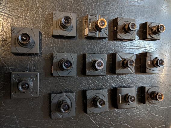 Lote 14 Câmeras De Segurança