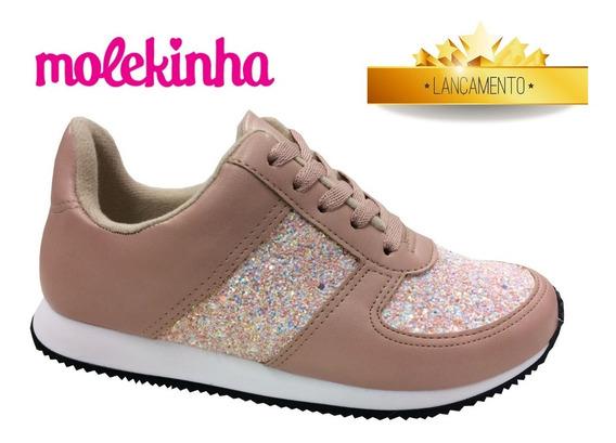 Tênis Molekinha Infantil 2507.100 12507
