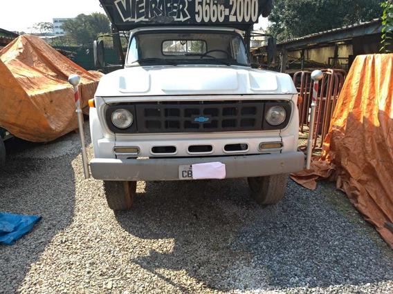 Chevrolet A68 Modificado 1983 Para Transporte De Ferro/aço