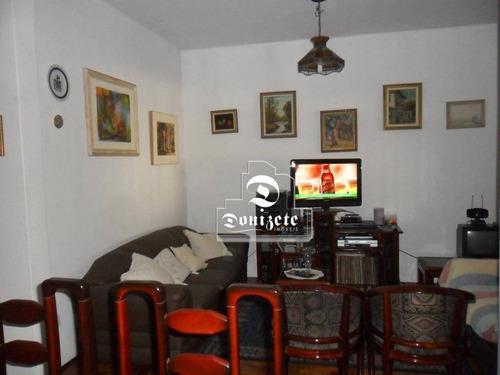 Casa Com 3 Dormitórios À Venda, 154 M² Por R$ 640.000,10 - Santa Maria - Santo André/sp - Ca0034