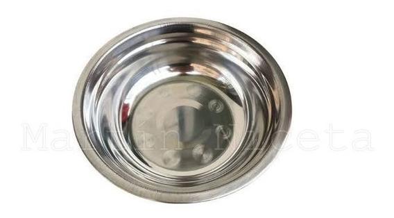 Ensaladera Bowl Acero Inoxidable 15 Cm X 5 Unidades