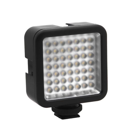 Brilhante 49 Pcs Led Lâmpada De Luz Vídeo Adequado Para