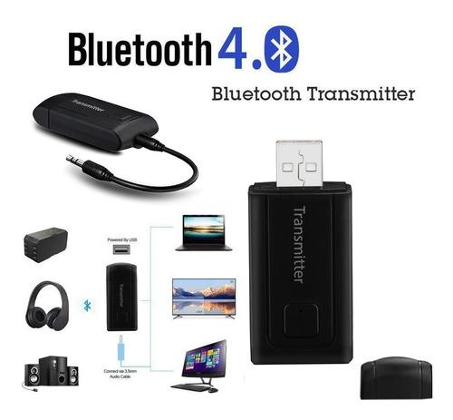Transmisor Inalámbrico Bluetooth (para Tv,mp3, Mp4, Bluray)