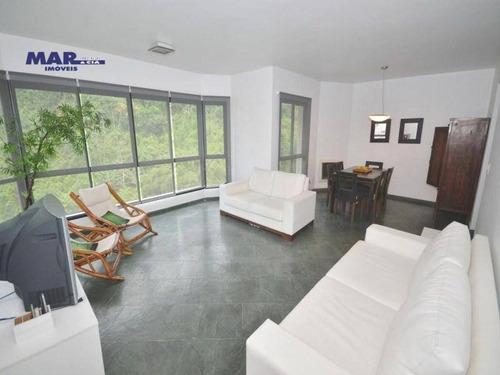 Imagem 1 de 7 de Apartamento Residencial À Venda, Barra Funda, Guarujá - . - Ap9728