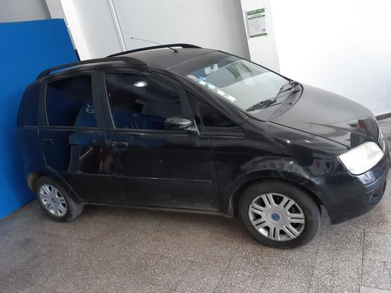 Fiat Idea 1,8 Hlx 2007 C/gnc