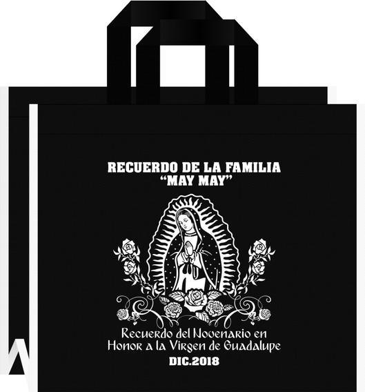 Bolsas Pack 50 Pzas Med Publicidad Impresa Personalizado