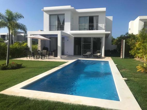 Villa En Playa Nueva Romana Para Vacacionar!!!!