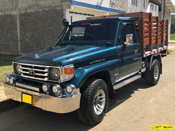 Toyota Land Cruiser Mt 4500cc Estaca