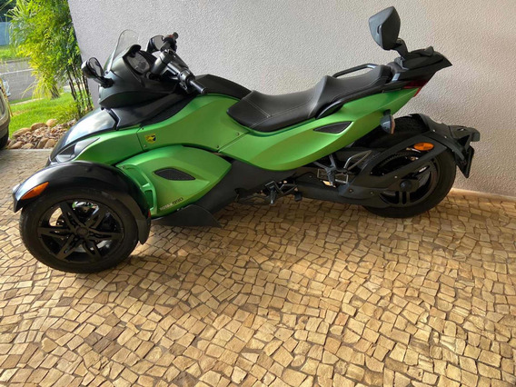 Can Am Spyder Rs S