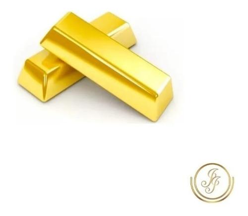 90 Gramas De Ouro 24 Kl 999 Kl Nota Fiscal E Certificado