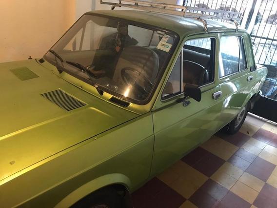 Fiat Europa 128 Año 1980