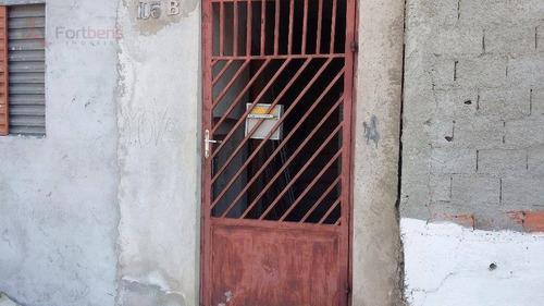 Casa Residencial Para Locação, Serpa, Caieiras. - Ca0161