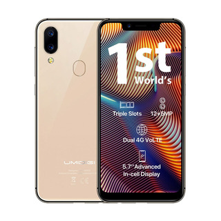 Smartphone Barato Umidigi Telefono Celular Version Global