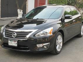 Nissan Altima 2.5 Advance Navi Piel Qc Cvt Unico Dueño Nuevo