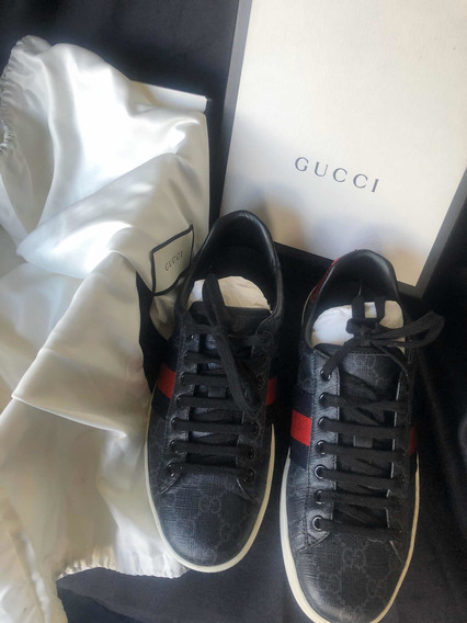 Gucci Tenis Clásicos Unisex Gucci Snakers