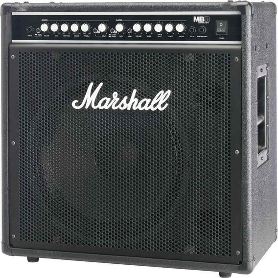 Amplificador Marshall Mb-30combo Para Bajo 30w
