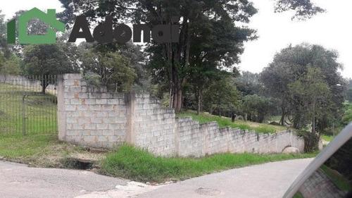 Área Para Chacra Residencial À Venda, Santa Inês, Mairiporã. - Ar0036