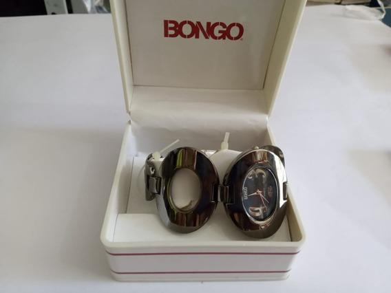 Relogio Bongo Bg2481a Original Cinza
