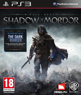 Middle-earth: Shadow Of Mordor Legion Edition Ps3