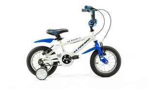 Bicicleta Para Niños Fire Bird Racer Rodado 12