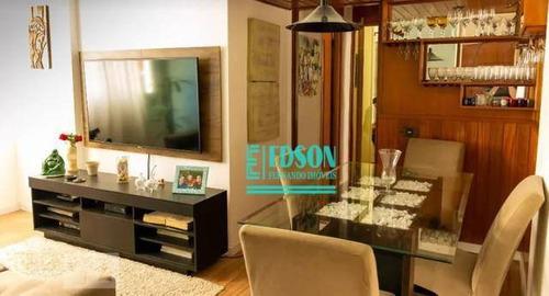 Imagem 1 de 1 de Apartamento Com 2 Dormitórios À Venda, 60 M² Por R$ 508.800,00 - Santana - São Paulo/sp - Ap0049
